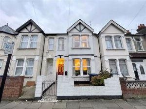 Abbotts Road, Southall, Middlesex